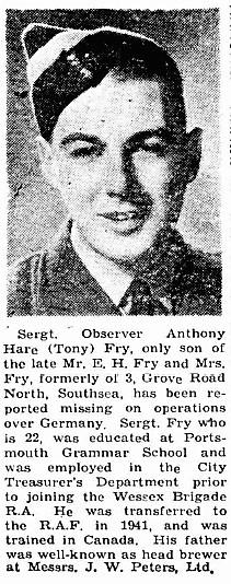 Anthony H. Fry