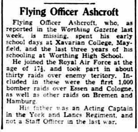 Worthing Gazette 14 april 1943