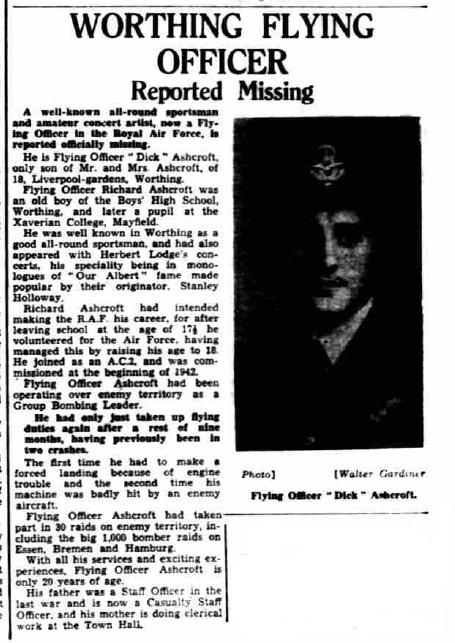 Worthing Gazette - april 1943